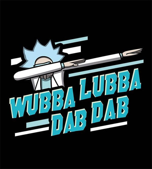 Wubba Lubba Dab Dab T-Shirts by Olipop - Pixel Empire