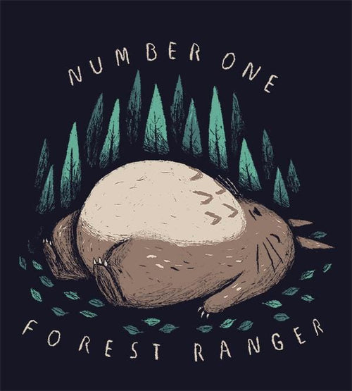 Forest Ranger Hoodies by Louis Roskosch - Pixel Empire