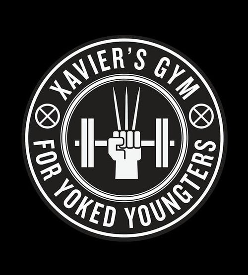 Xaviers Gym Hoodies by Edge Fitness - Pixel Empire