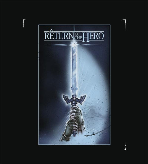 Return of The Hero T-Shirts by Creative Outpouring - Pixel Empire