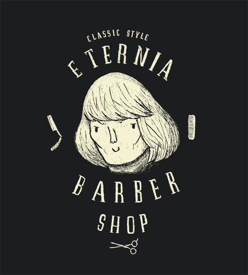 Eternia Barbers Hoodies by Louis Roskosch - Pixel Empire
