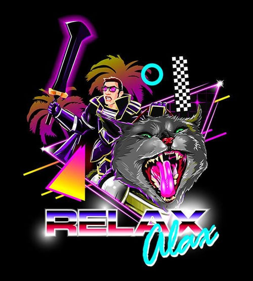 Alax-o T-Shirts by Relaxalax - Pixel Empire