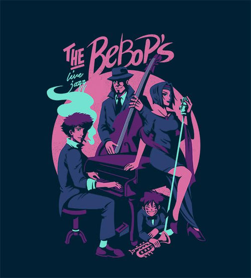 The Bebop's T-Shirts by Ilustrata - Pixel Empire