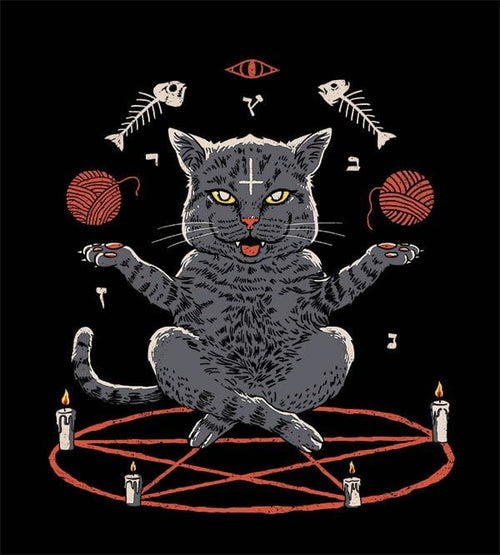 Devious Cat T-Shirts by Vincent Trinidad - Pixel Empire