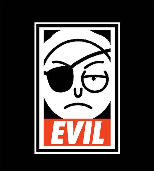 EVIL T-Shirts by Diego Pedauyé - Pixel Empire