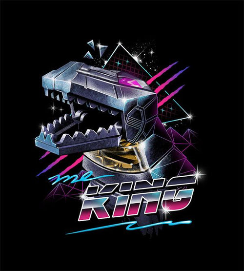 Dino Leader T-Shirts by Vincent Trinidad - Pixel Empire