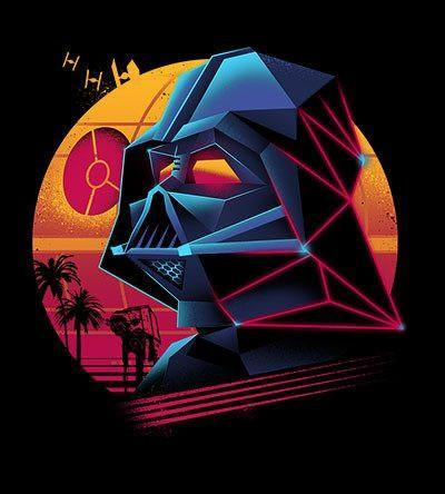 Rad Lord T-Shirts by Vincent Trinidad - Pixel Empire