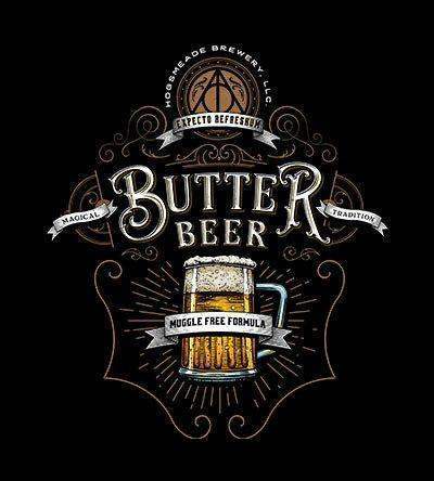 Butterbeer T-Shirts by Barrett Biggers - Pixel Empire