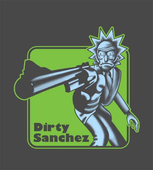 Dirty Sanchez T-Shirts by Diego Pedauyé - Pixel Empire