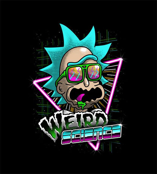 Weird Science T-Shirts by Vincent Trinidad - Pixel Empire