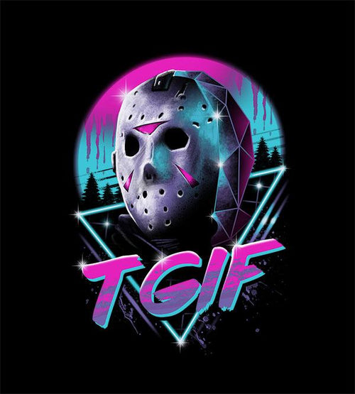 Rad Friday T-Shirts by Vincent Trinidad - Pixel Empire