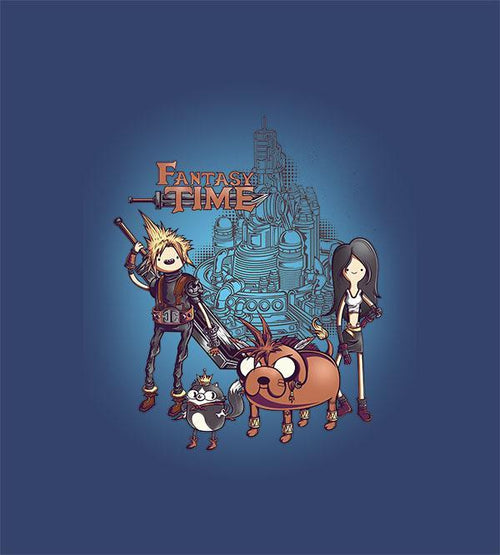 Fantasy Time Hoodies by Juan Manuel Orozco - Pixel Empire