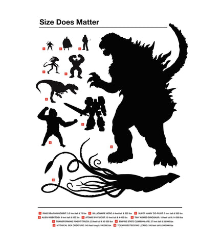 Size Does Matter Men's Shirt- The Pixel Empire