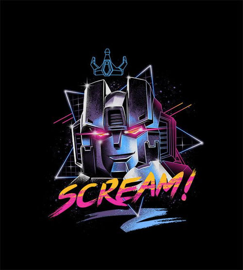 Rad Scream T-Shirts by Vincent Trinidad - Pixel Empire