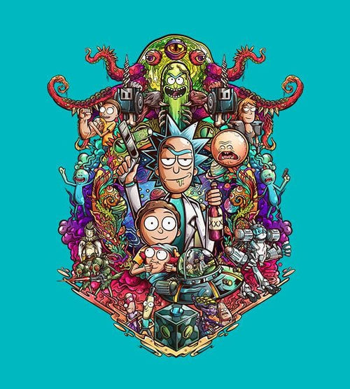 Family Adventures T-Shirts by Juan Manuel Orozco - Pixel Empire