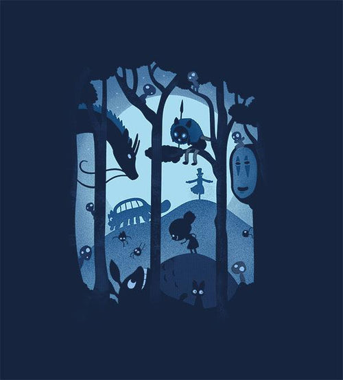Magical Gathering T-Shirts by Anna-Maria Jung - Pixel Empire