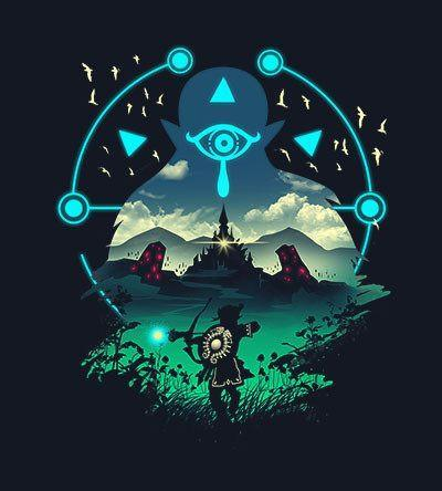 Wild Adventurer T-Shirts by Vincent Trinidad - Pixel Empire