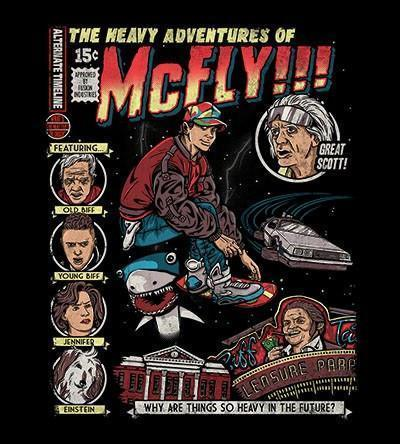 Heavy Adventures Hoodies by COD Designs - Pixel Empire
