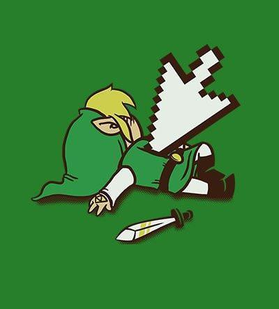 Dead Link Hoodies by COD Designs - Pixel Empire