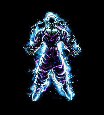 Piccolo T-Shirts by Barrett Biggers - Pixel Empire