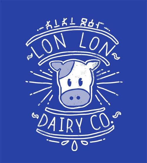 Lon Lon Dairy Co T-Shirts by Ronan Lynam - Pixel Empire