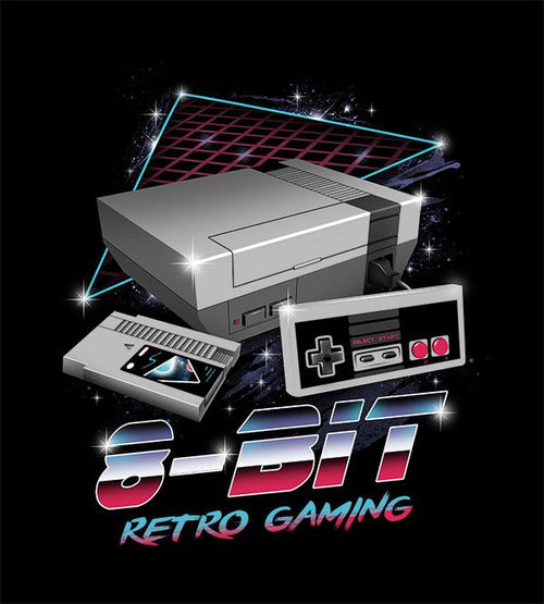 8-Bit Retro Gaming T-Shirts by Vincent Trinidad - Pixel Empire