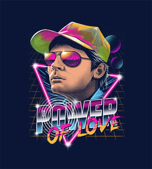 Power of Love T-Shirts by Vincent Trinidad - Pixel Empire