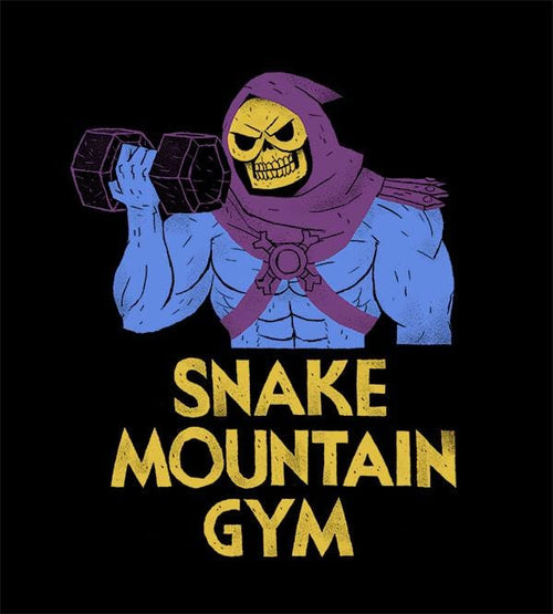 Snake Mountain Gym Hoodies by Louis Roskosch - Pixel Empire