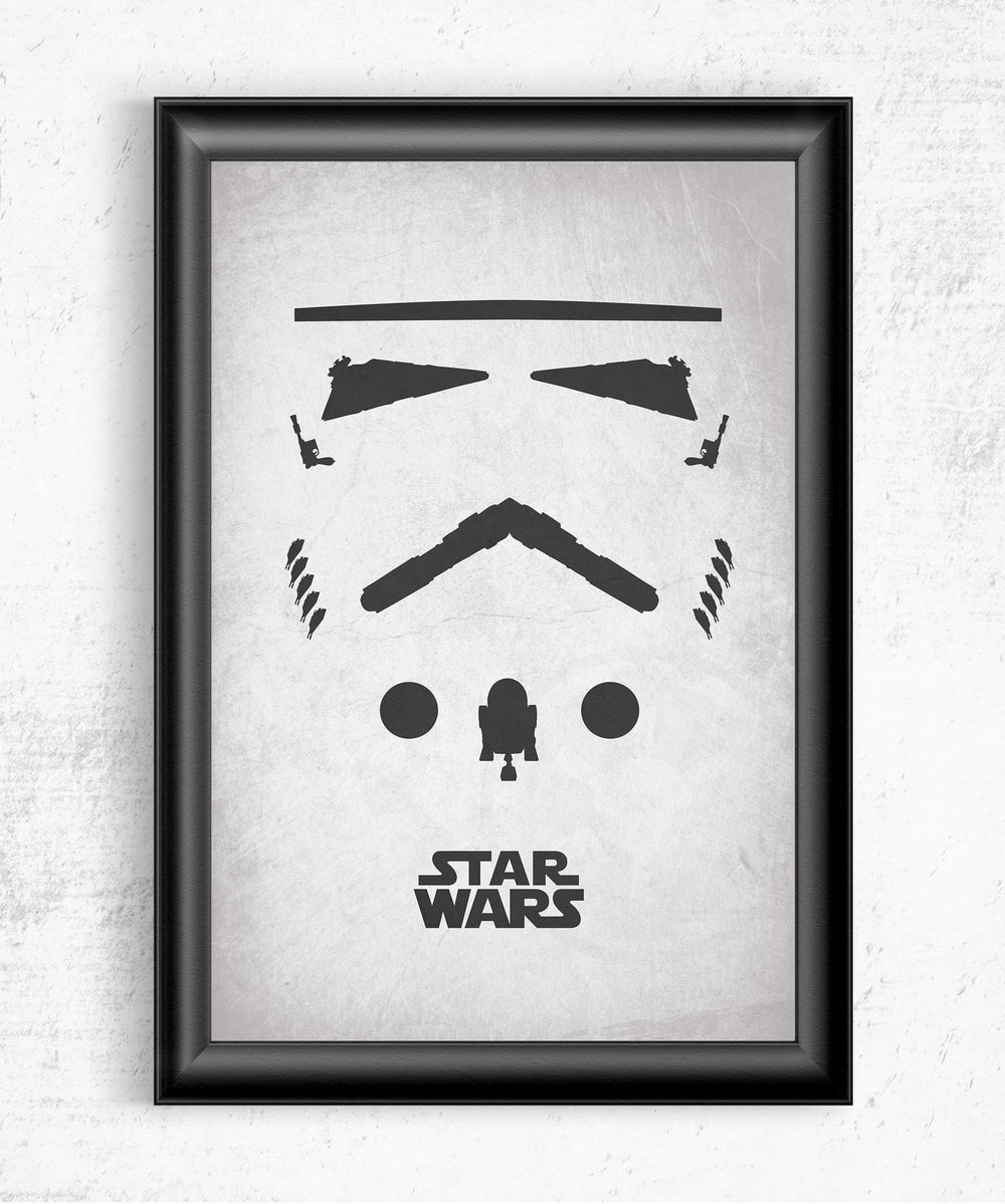 Not the Droids You're Looking For Posters by Dylan West - Pixel Empire