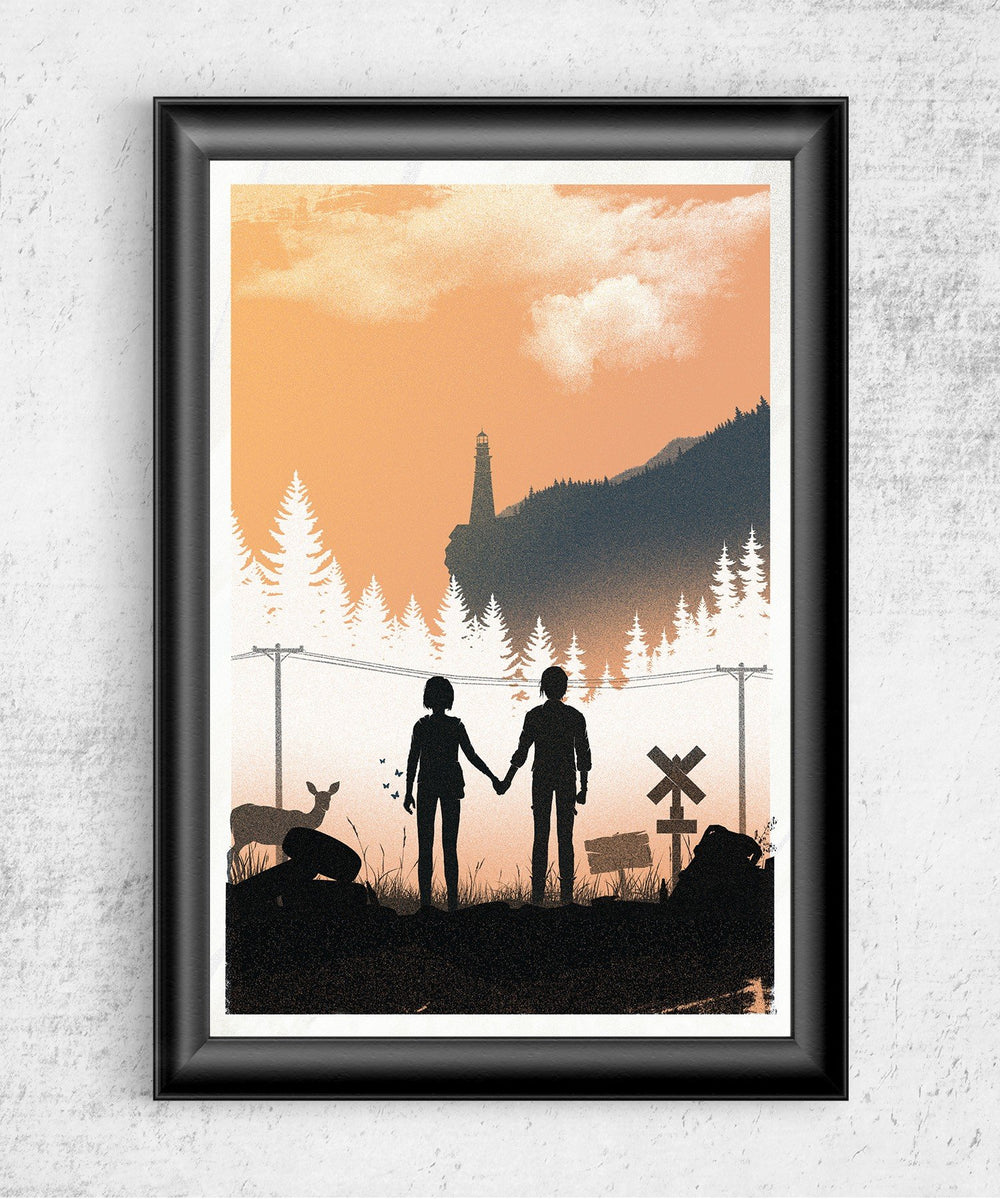 Life Is Strange Posters by Felix Tindall - Pixel Empire