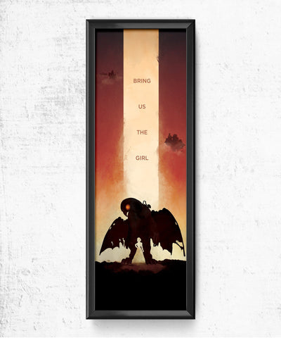 LIMITED Bioshock Infinite - Bring Us the Girl Posters- The Pixel Empire