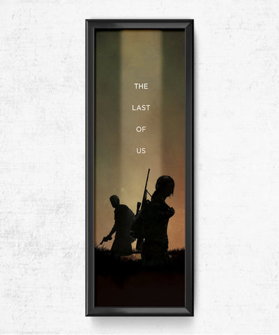 LIMITED The Last of Us Posters- The Pixel Empire