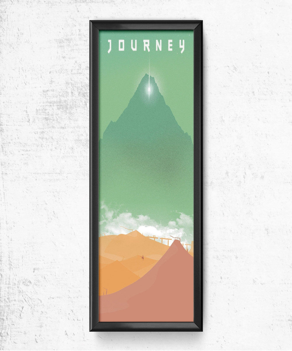 Journey Posters by Felix Tindall - Pixel Empire