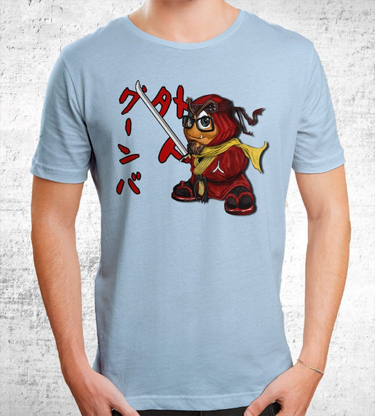 Goombah Warrior Men's Shirt by Gaijin Goombah - Pixel Empire