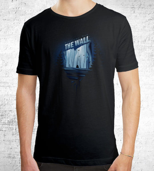 The Wall T-Shirts by Alyn Spiller - Pixel Empire