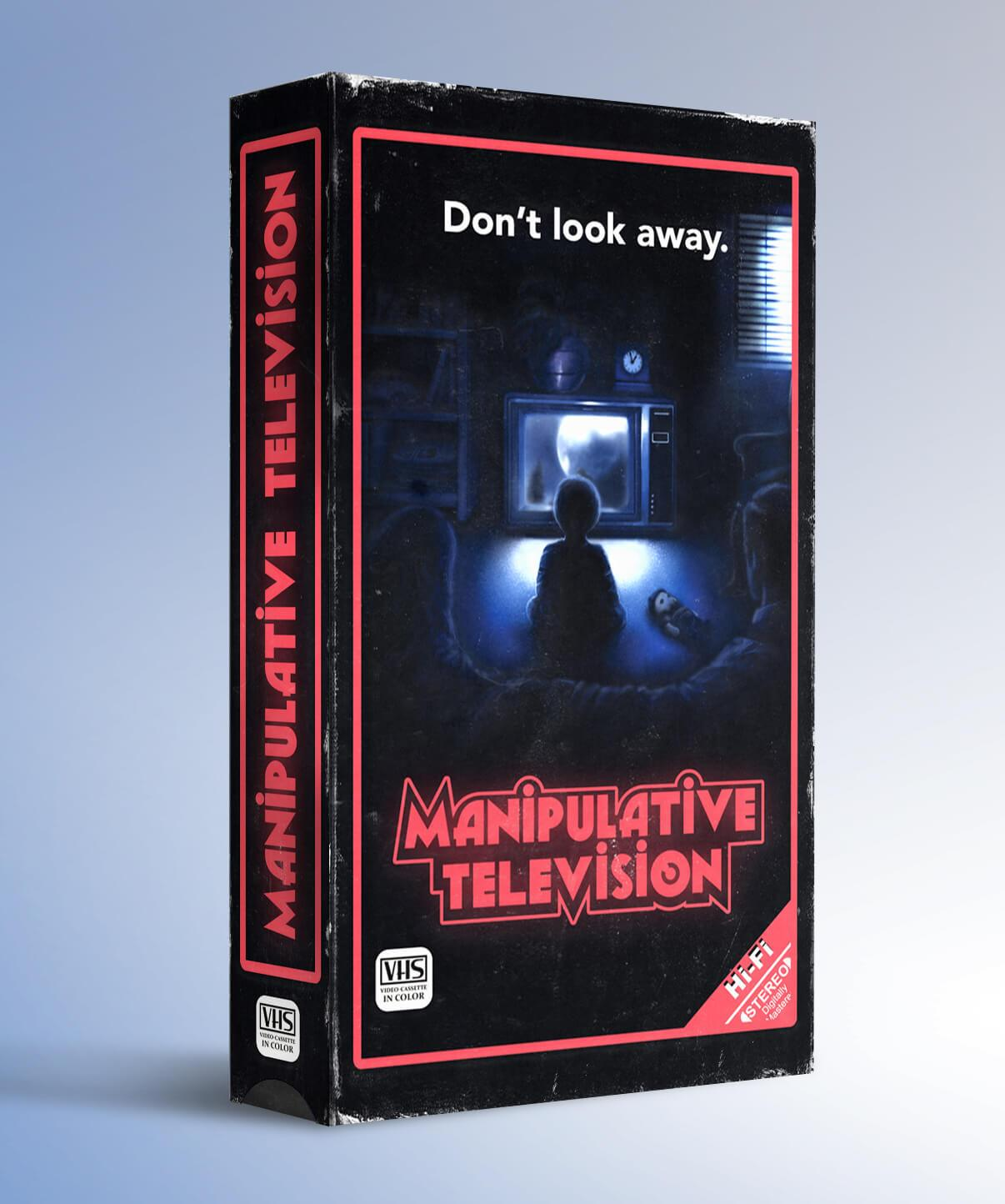 Manipulative Television VHS VHS by Nexpo - Pixel Empire