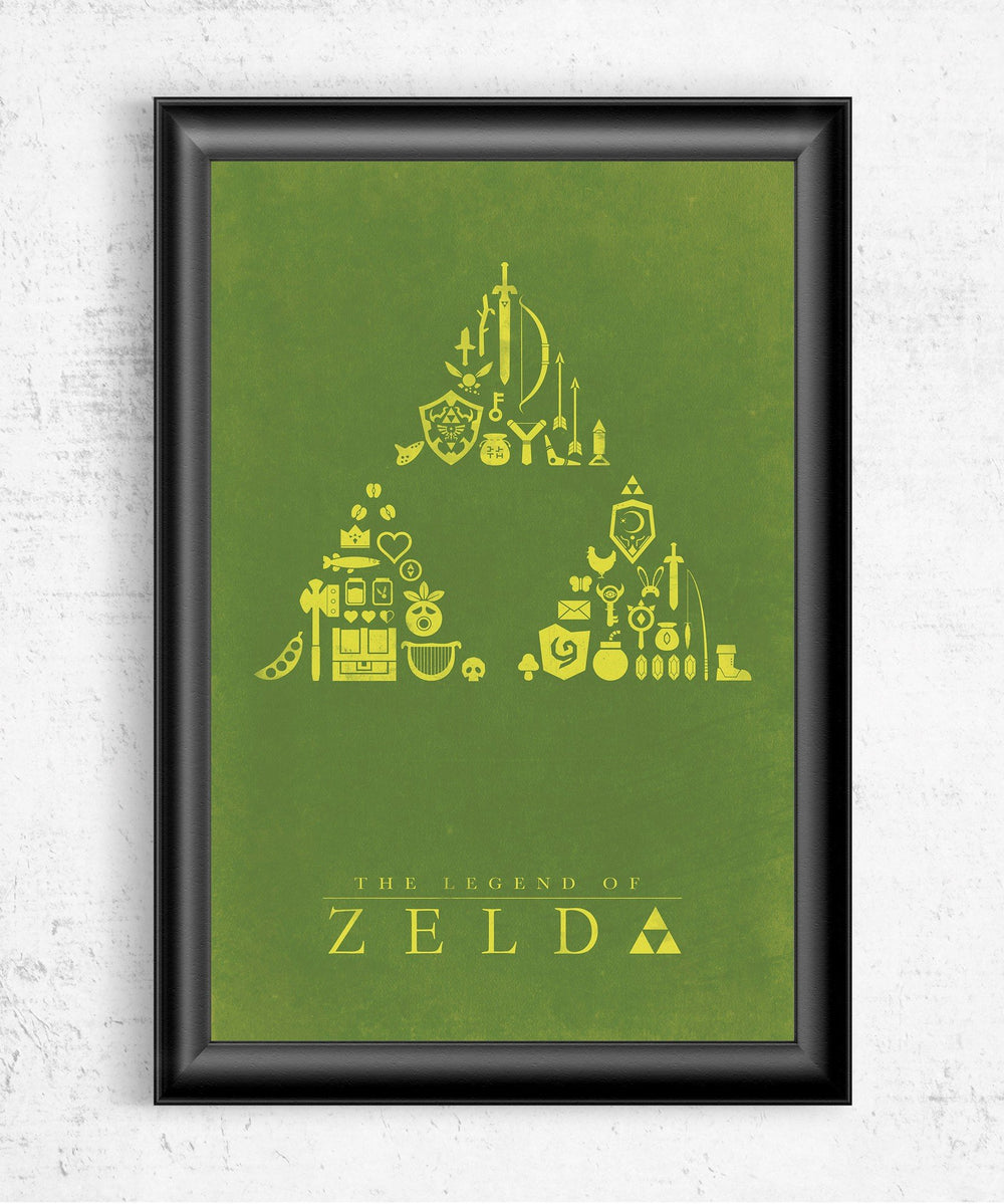 It's Dangerous To Go Alone Posters by Dylan West - Pixel Empire