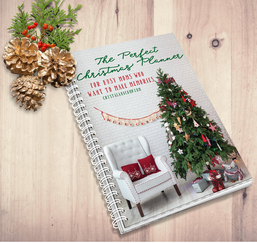 The Perfect Christmas Planner – CrystalandComp
