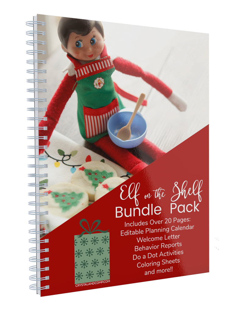 Elf on the Shelf Bundle Pack