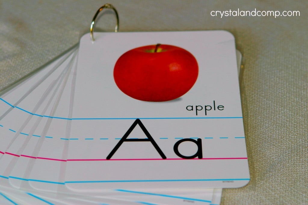 Alphabet Curriculum for Preschoolers