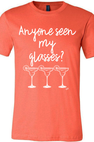 Anyone Seen My Glasses Margarita Version