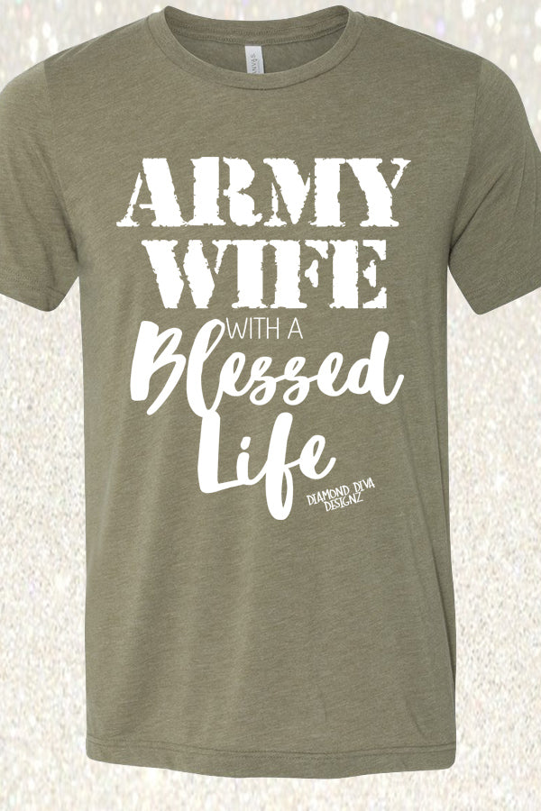 Army Wife With A Blessed Life