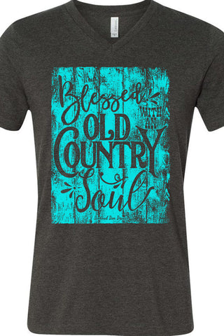 Blessed With An Old Country Soul