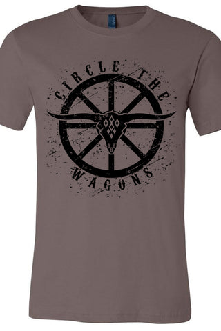 Circle The Wagons Tee