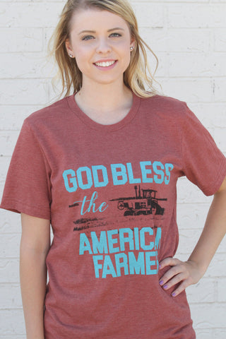 God Bless The American Farmer