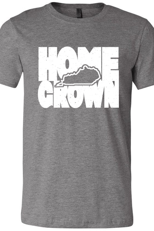 Home Grown Kentucky Deep Heather Gray