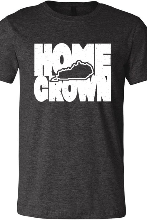 Home Grown Kentucky Heather Dark Gray