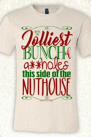 Jolliest Bunch of A**holes Soft Tee