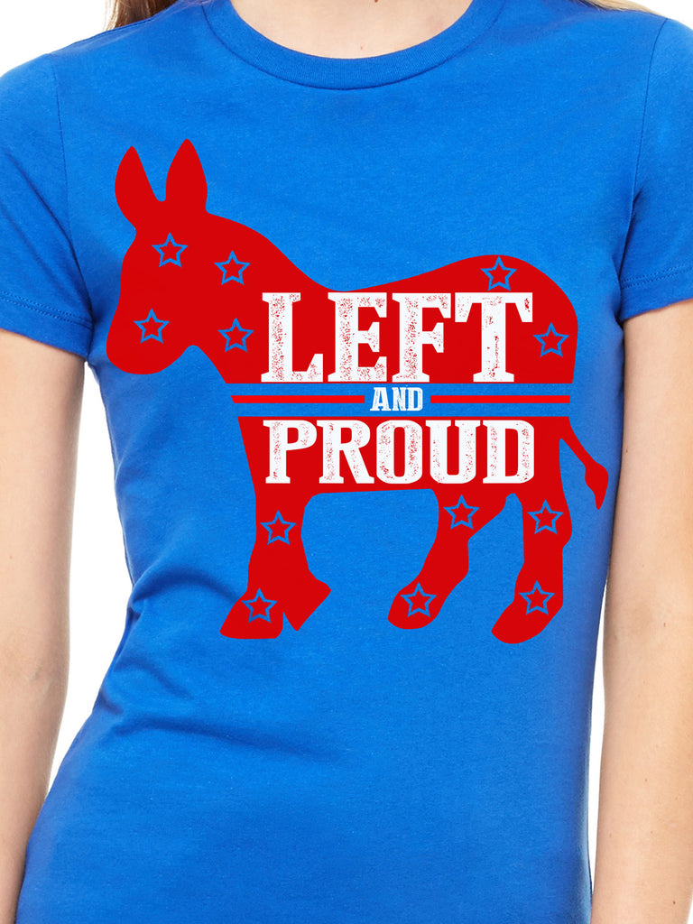 Left and Proud