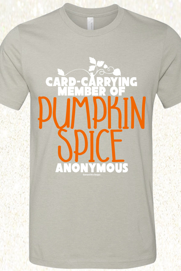 Pumpkin Spice Anonymous